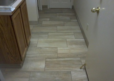 Tile in Bathroom